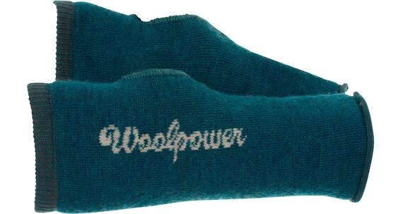 Woolpower 200 warmers petrol